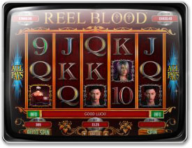 Play Red Blood Slots now