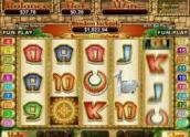 Incan Goddess Slots | 5 Reel 20 Payline Review