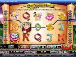 Enchanted Beans Slots