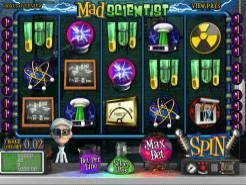 Mad Scientist Slots