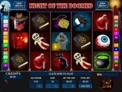 Night of the Doomed Slots