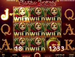 Fairytale Legends: Red Riding Hood Slots