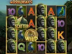 Silverback Multiplier Mountain Slots