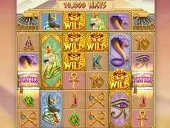 Egypt's Book of Mystery Slots